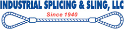 INDUSTRIAL SPLICING AND SLING LOGO