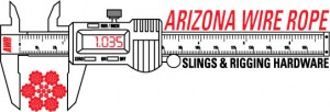 Arizona Wire Rope Slings and Rigging Hardware